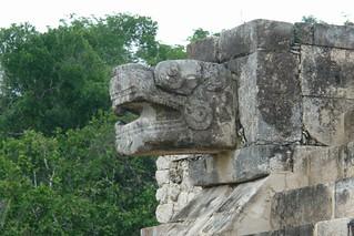 Plataforma de Venus [object object] - 5462070951 8a3871b654 n - Chichén Itzá, el gran vestigio de la civilización Maya