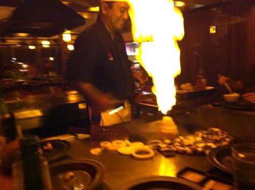 Teppanyaki @ Kobe' Japanese Steak House