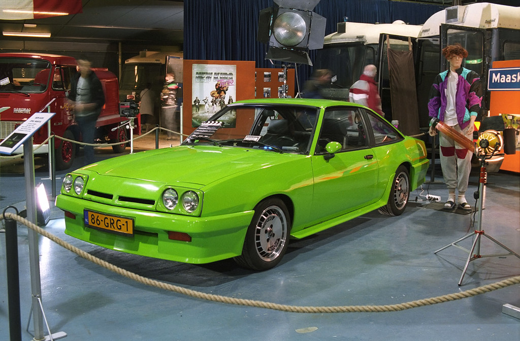 opel manta jonguh! (new kids) | the infamous ride of the new… | flickr