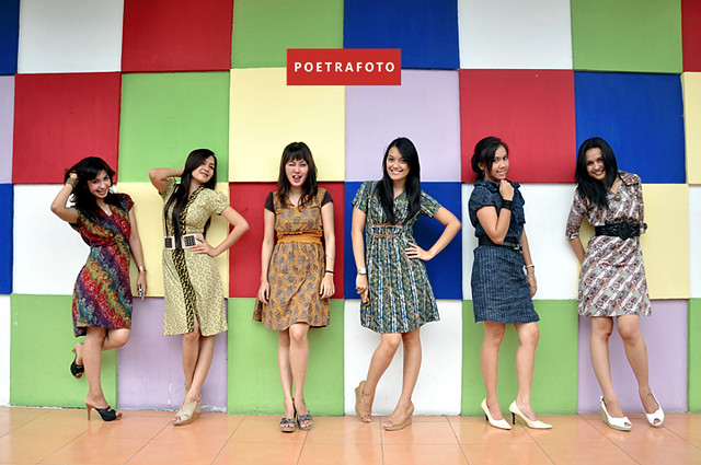 Model Cantik Indonesia: Modeling Photography