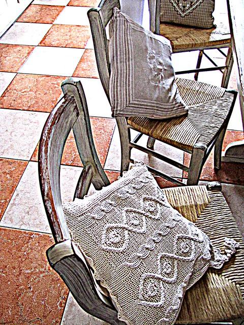 L 39 omin di panpepato marzo 2011 - Coprisedia in tessuto ikea ...
