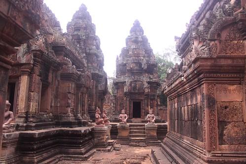 cambodia banteaysrei