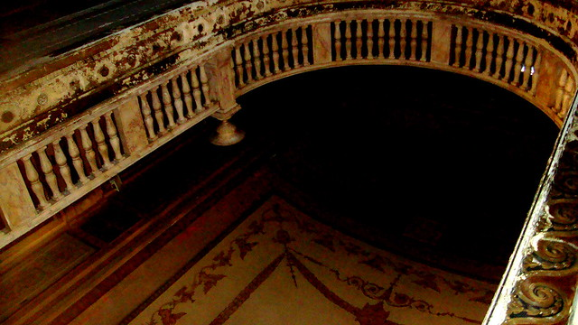 826 Paranormal explores the Poli Palace Theater Bridgeport, Connecticut 2011