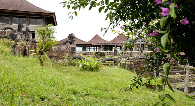 Bali, P.I.Bedugul Taman Hotel