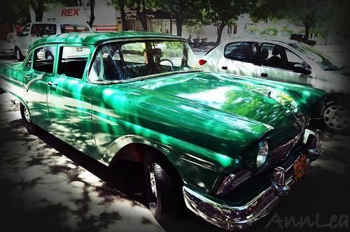 retro Cuba