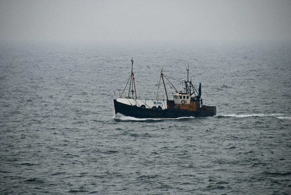 Fishing Boat Ardglass