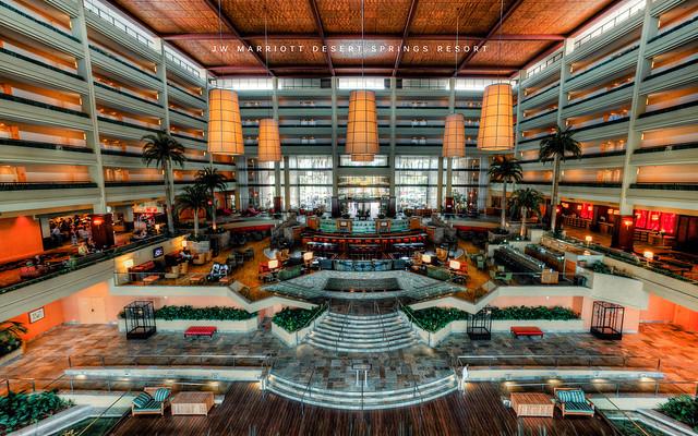 JW Marriott Desert Springs Resort