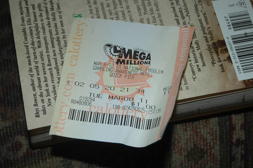 Thanks for the heads-up, California Lottery!