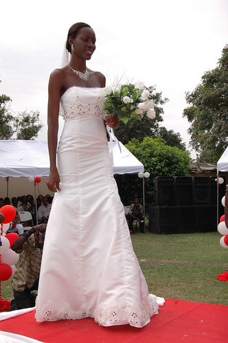 african evening wedding dresses