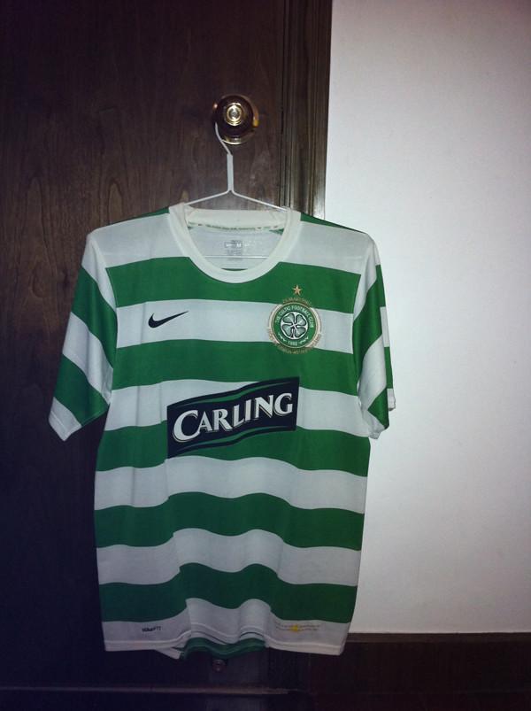 watch 0f118 673e1 Shunsuke Nakamura Jersey Celtic 25 | Celticevans1984 | Flickr