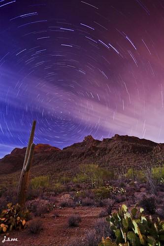 arizona cactus mountains stars star desert tucson trails pear saguaro sonoran prickly