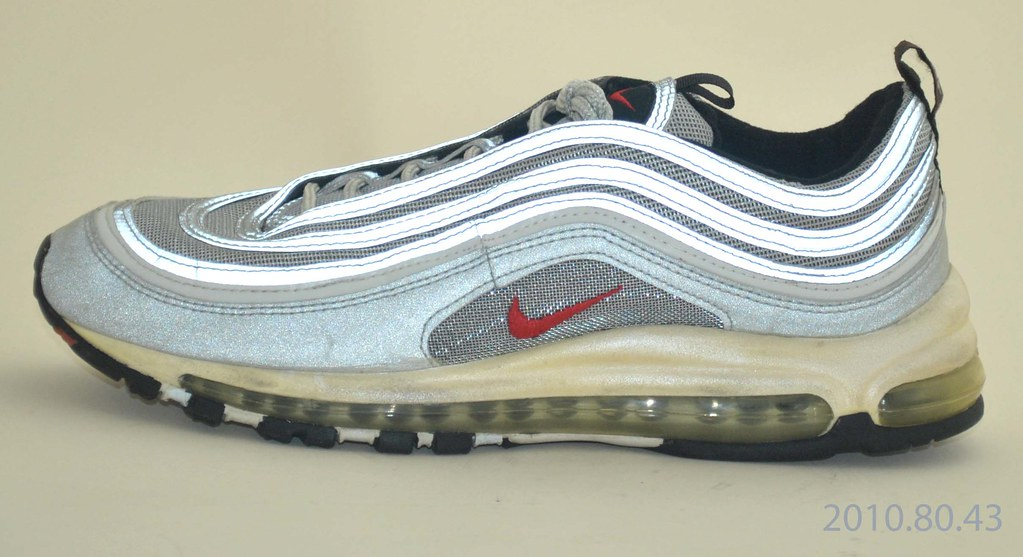 classic fit cd29d 89ba1 Nike Air Max 97 trainer | Nike Air Max released in 1997 Righ ...
