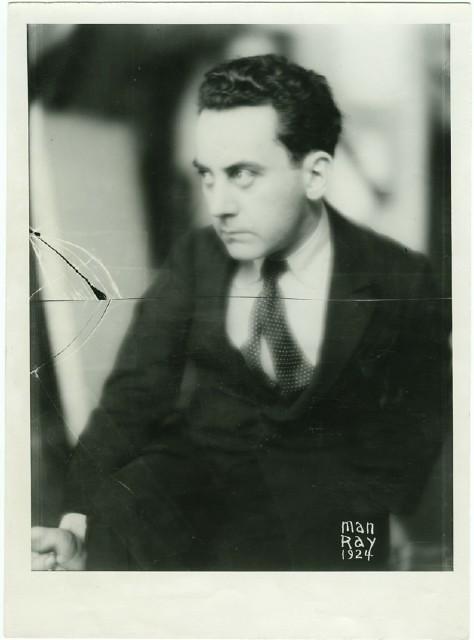 Man Ray en 1924