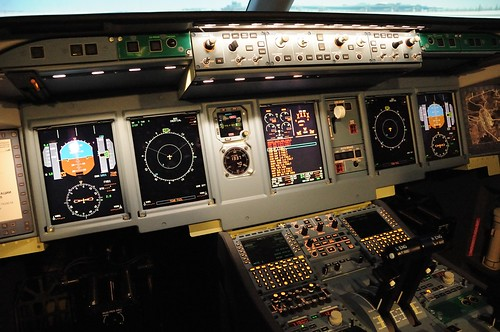 SSJ100 Flight Training Device