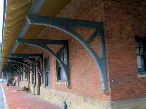 Marion, Va Train Station