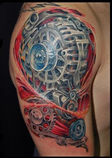 Vwvortexcom Show Your Gearheadcar Enthusiast Tattoos