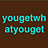 the yougetwhatyouget group icon
