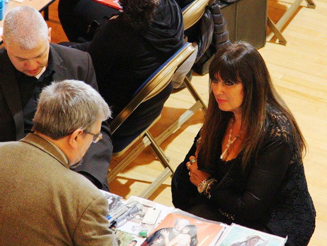 Header of Caroline Munro