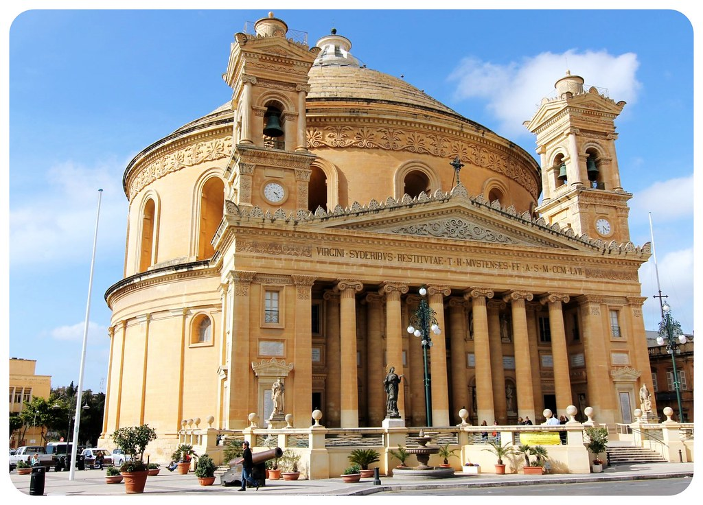 mosta cathedral