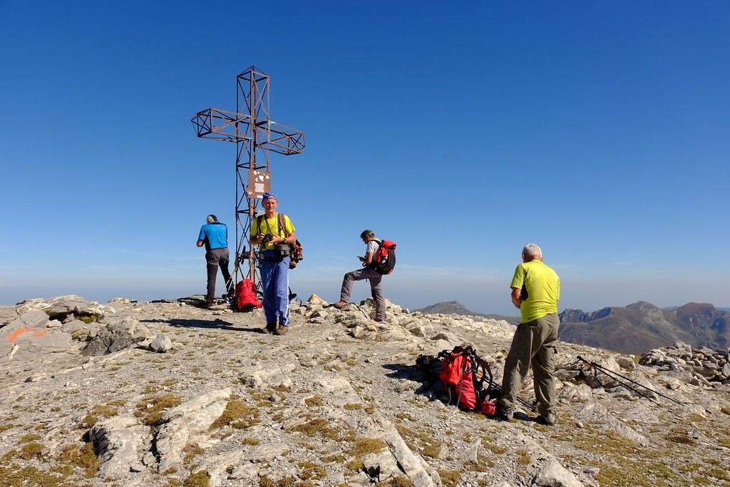 Escursione alla Punta Marguareis, 2651 m – Valle Tanaro