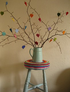 Twiggy Heart Tree