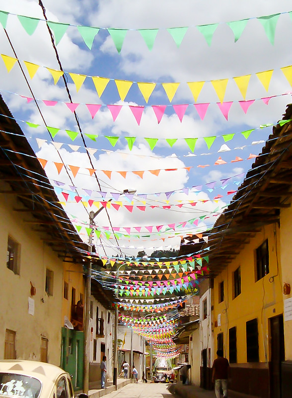 Barrio San Pedro © Yimi Cruz para Cajacho
