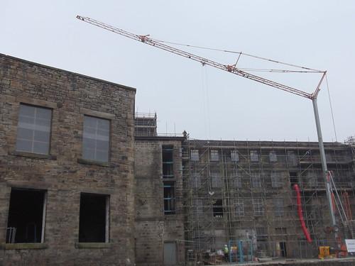 Victoria Mill, 39 Trafalgar Street, Burnley, Lancashire BB11 1RQ