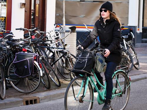 Bike Chic - (Day 3 Holiday 2011) by Kenski1970