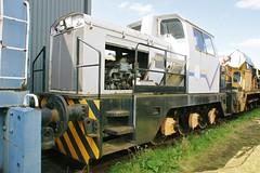 Thomas Hill (Vanguard) locos