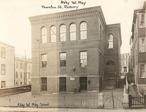 Abby W. May School