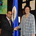 Assistant Secretary General Meets with Speaker of the National Assembly of Suriname