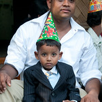 Crashing This Kid's 4th Birthday Party - Srimongal, Bangladesh