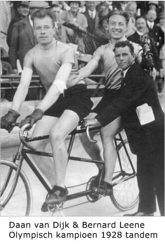 Olympic Games 1928: tandem