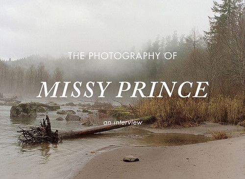 An Interview with Missy Prince