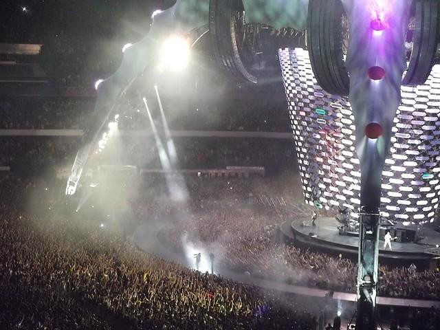 U2 - 360 Tour, Fujifilm FinePix AX250