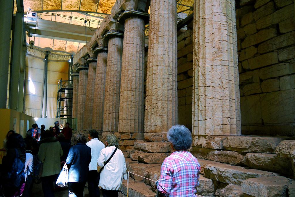 Templo de Apolo en Bassae