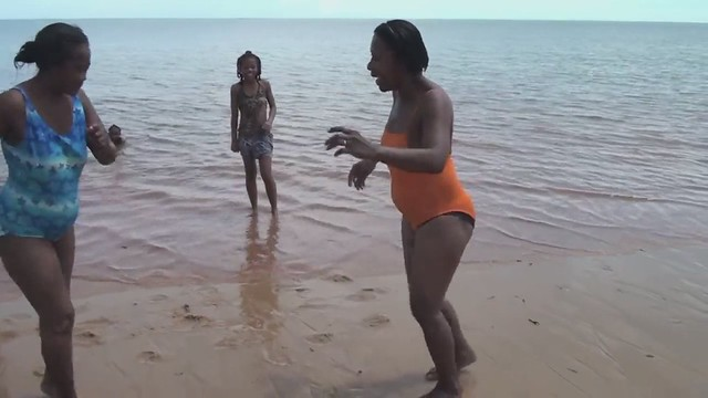 Danse plage
