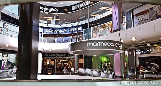 El corte ingl s hipercor en marineda city flickr photo - Cine marineda city coruna ...