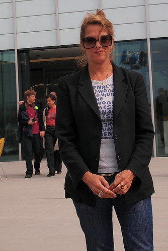 Tracey Emin, Turner Contemporary opening