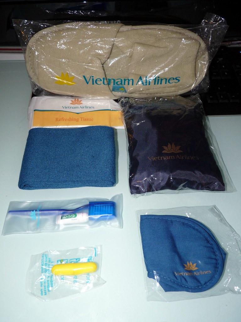 Avis du vol vietnam airlines paris hanoi en premium eco for Vol interieur vietnam