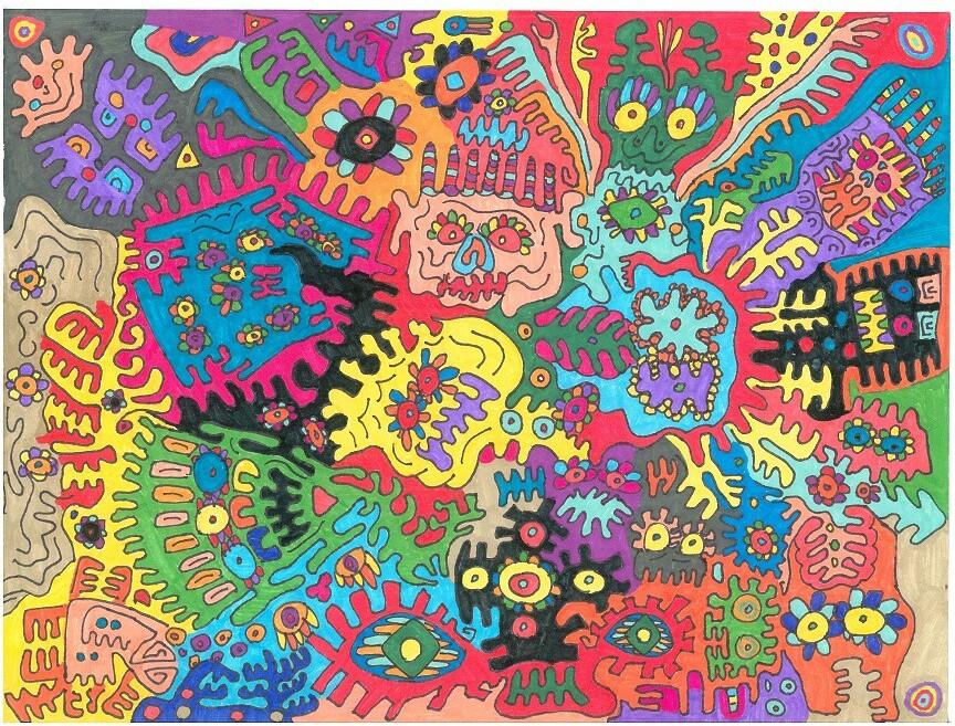 My Drug Inspired Art   Hip Forums