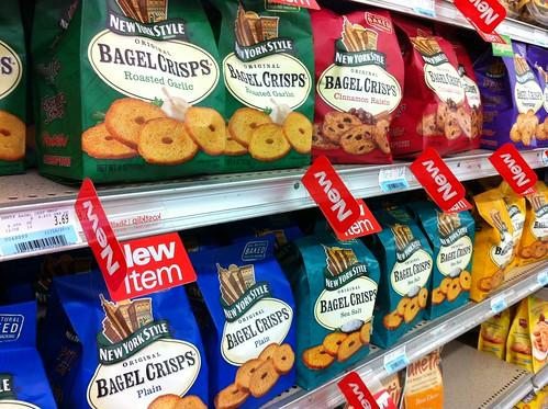Bagel Crisp Heaven