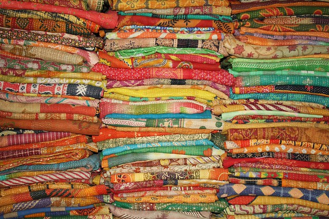 Fabric Piles Flickr Photo Sharing