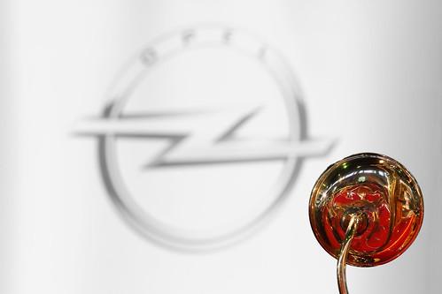 Opel Torpedo rearview mirror