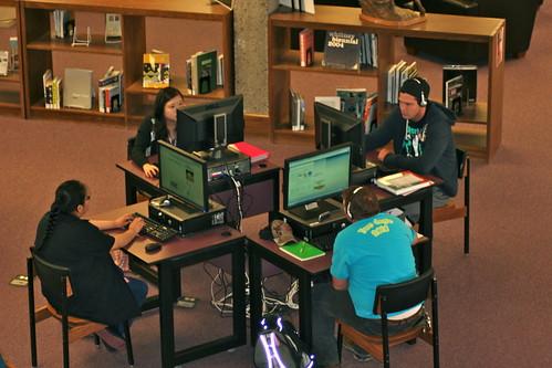 library snapshot 2011 usuceu