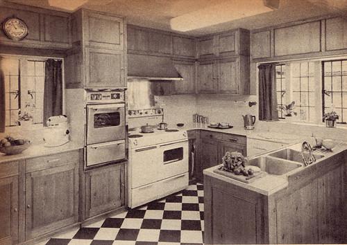 1964 Kitchens