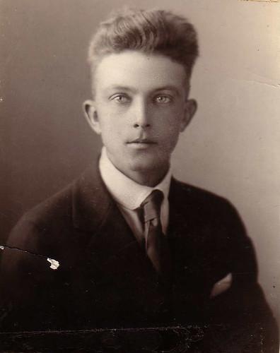Broersma-Laas ca 1920