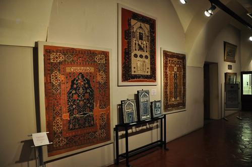 Museo De Las Alfombras Estambul Turquia Rincones