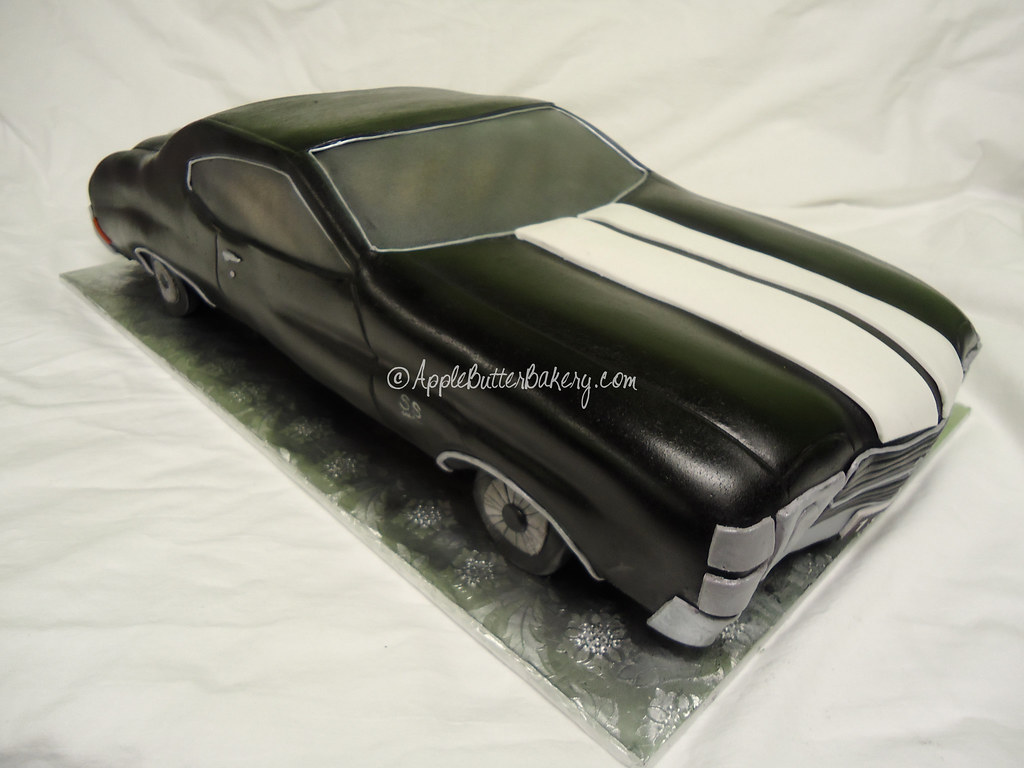 Muscle Car Cake A Photo On Flickriver