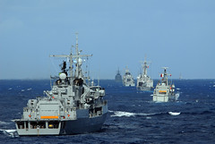 Ships taking part in UNITAS 52